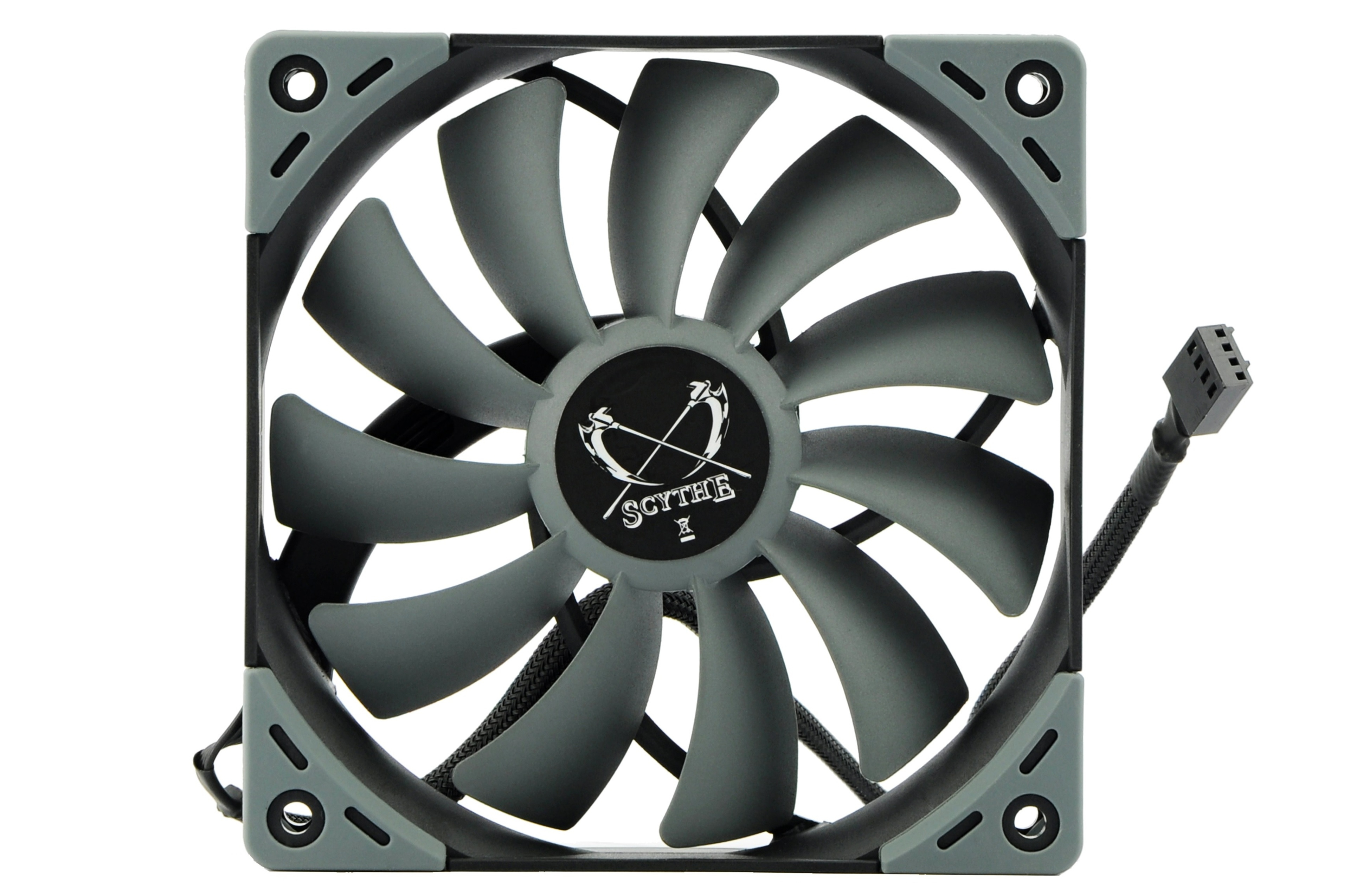 Scythe Ninja 5 Evolution Of The Revolutionary Predecessor Electric Fan Install Page 4 As A Part Installation Kit You Also Get Long Tip Screwdriver That Is Necessary For Heatsink