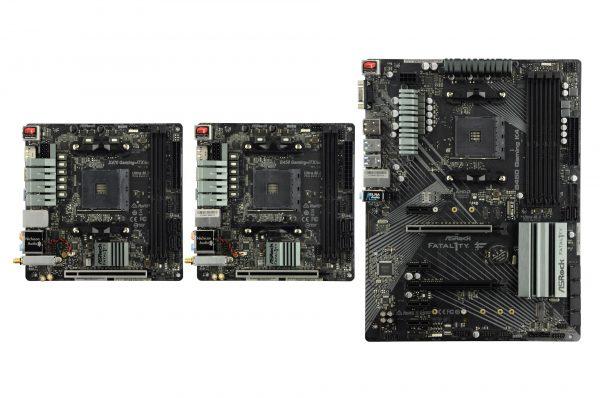 a78478c9a Test: 3× doska ASRock – AMD X470 a B450 na Mini-ITX aj ATX