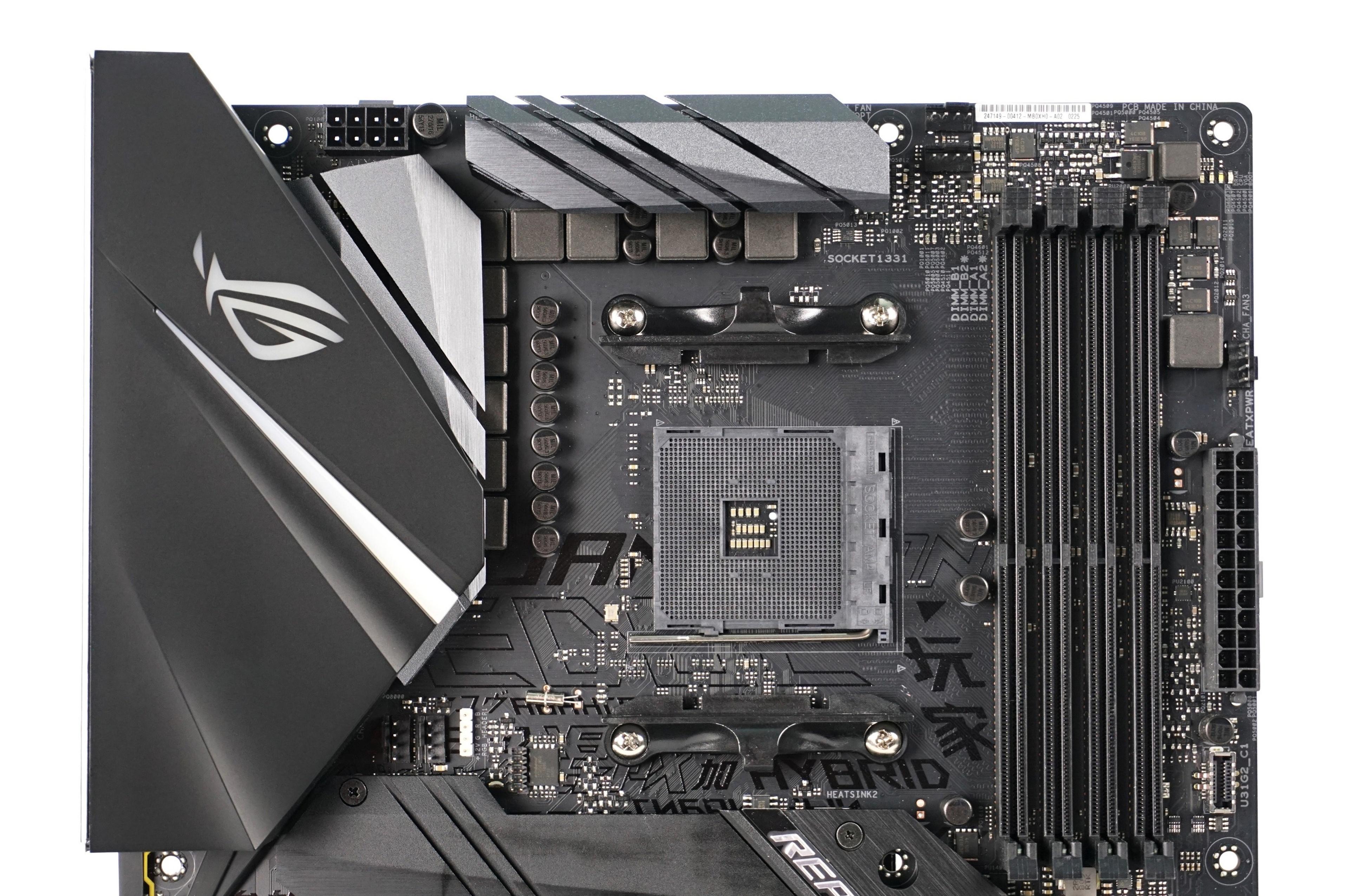 24293a763 Asus ROG Strix X470-F Gaming: Evolúcia skvelej predchodkyne. Extra testy, Základné  dosky ...