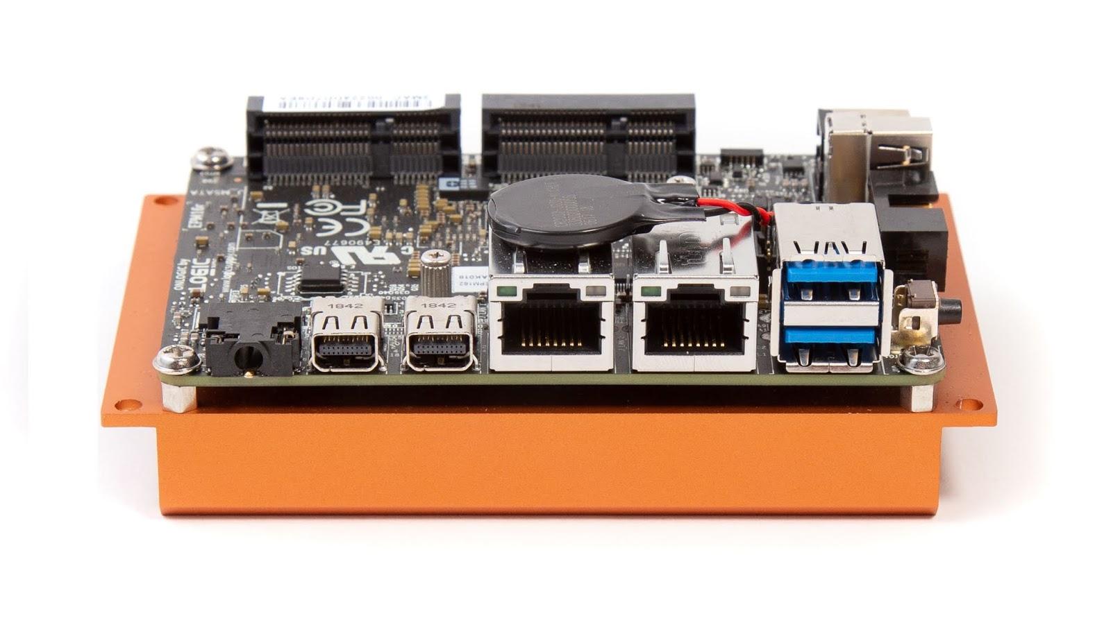 Formát Pico-ITX žije: Logic Supply má pasivní desky s Apollo
